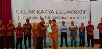 Edukasi 101 dan INOVASI Gelar Karya Linumeratif di Sumbawa Barat