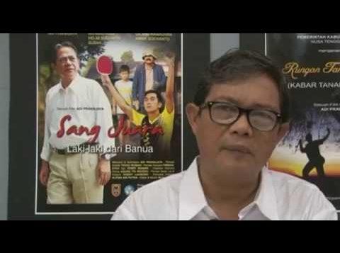 Adi Pranajaya Undang Sutradara Teater Koma Diskusi di Mataram